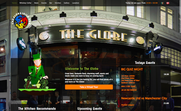 The Globe Irish Bar